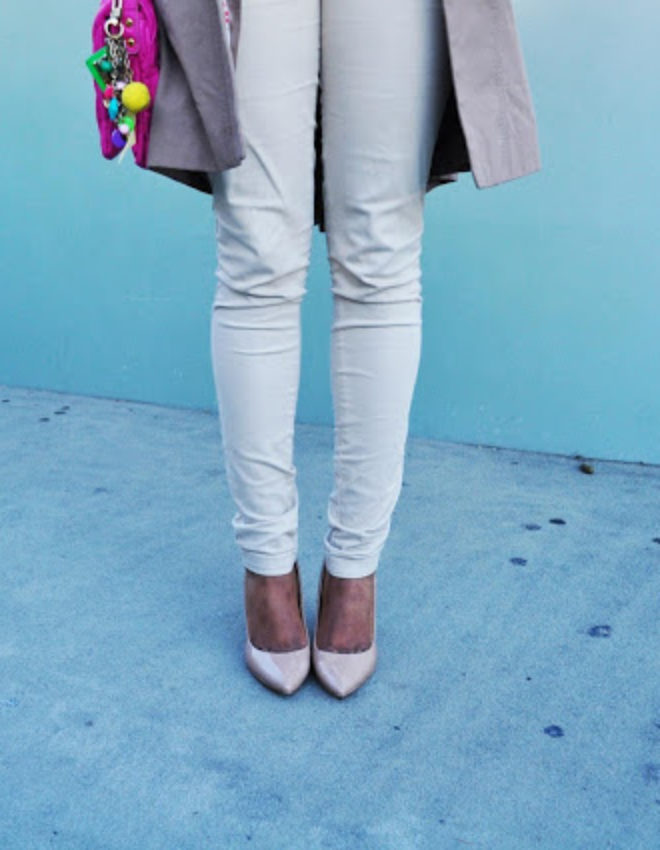 * Colorful Winter Outfit *