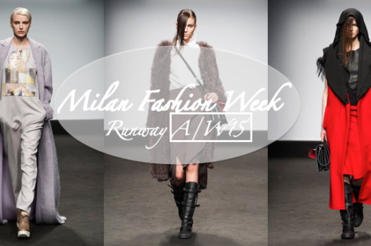 Milan Fashion Week A/W Runway
