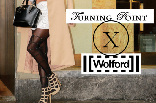 * Tights For Spring | Turning Point X Wolford *