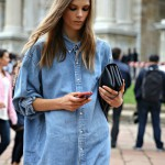 how to wear casual denim shirt, Turning Point Blog, Stephanie Guillaume