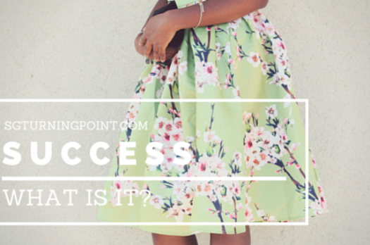 What Is Success?