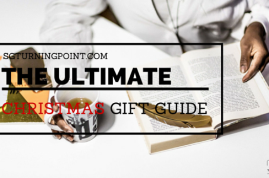 THE ULTIMATE CHRISTMAS GIFTS GUIDE