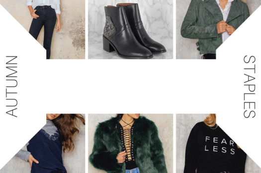 6 FEARLESS AUTUMN STAPLES :: OCTOBER WISHLIST