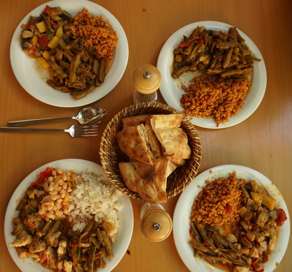 turkish cuisine traditional dish