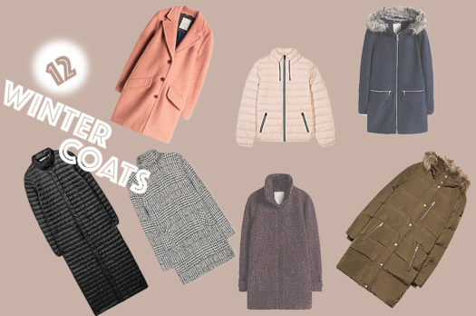 LIFESTYLE | 12 ESPRIT WOMEN WINTER COATS
