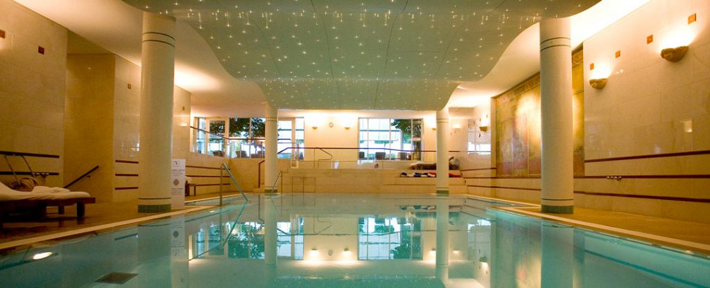 lausanne palace spa pool piscine blog suisse