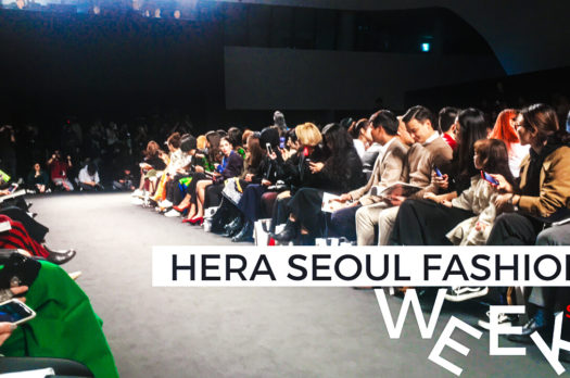 VIDÉO | HERA SEOUL FASHION WEEK S/S 2018 WOMENSWEAR