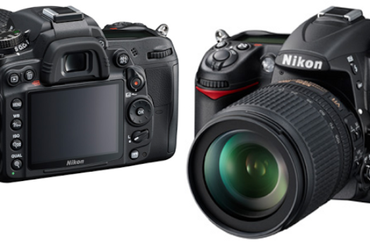 * New Nikon D7000 For Beautiful Blog Picture *