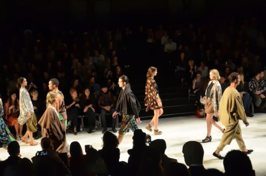 * Mercedes Benz Fashion Days Zurich | Part 2 *