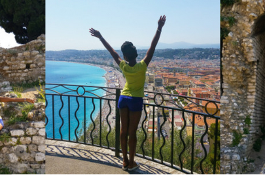 * Visit France | Eat, Swim And Walk in Nice *