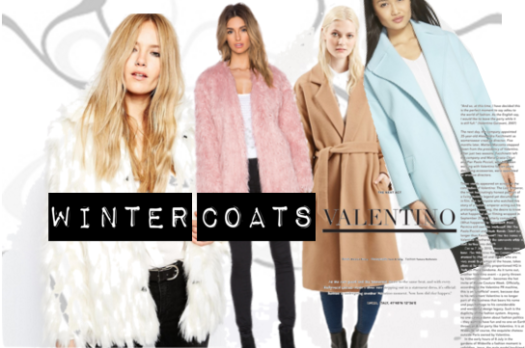 Style Guide | Trendy Affordable Winter Coats