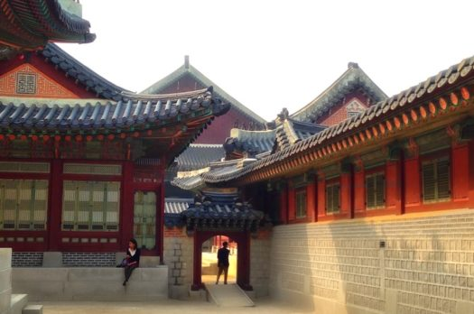TRAVEL | 5 PLACES TO GO IN SEOUL