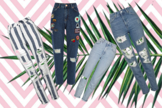 STYLE GUIDE | HOW TO STYLE MOM JEANS IN 3 WAYS