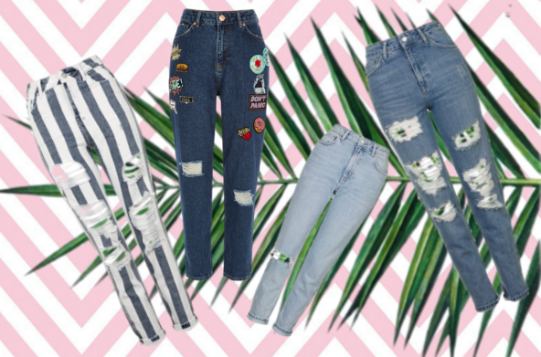 how to wear mum jeans, how to, how to wear, mum jeans, boyfriend jeans
