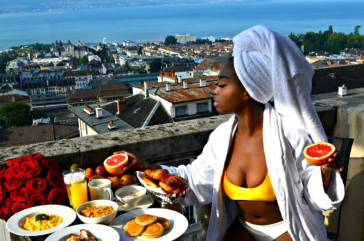 LIFESTYLE | BEST VIEW IN TOWN AT THE LAUSANNE PALACE & SPA