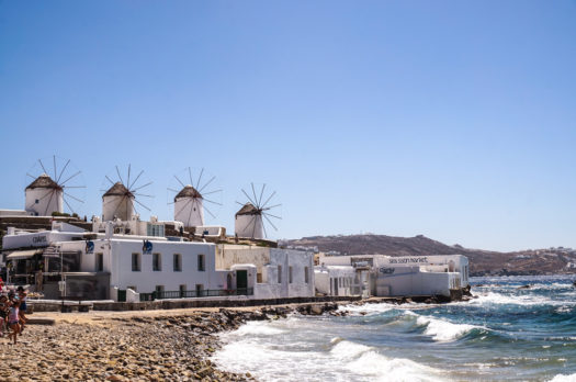 TRAVEL | TRAVEL TO MYKONOS + TIPS