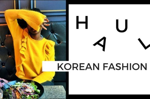 FASHION | KOREAN FASHION HAUL 쇼핑